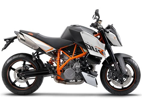 2012 Ktm 990 Duke R Motorcycle Review, Specifications