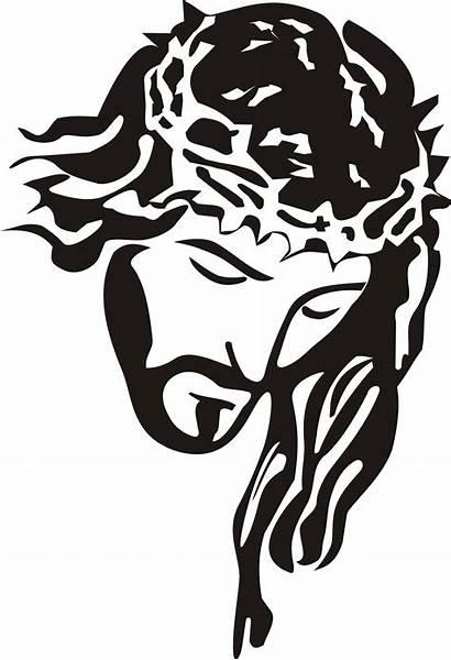 Jesus Clipart Cristo Transparent Tattoo Rock Drawings