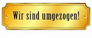 Sprüche Zum Umzug : spr che zum umzug wir sind umgezogen w nsche zum einzug ~ Frokenaadalensverden.com Haus und Dekorationen
