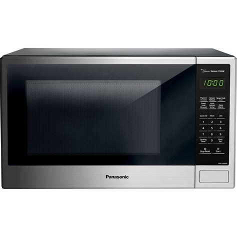 stainless steel countertop microwave panasonic stainless steel countertop microwave oven