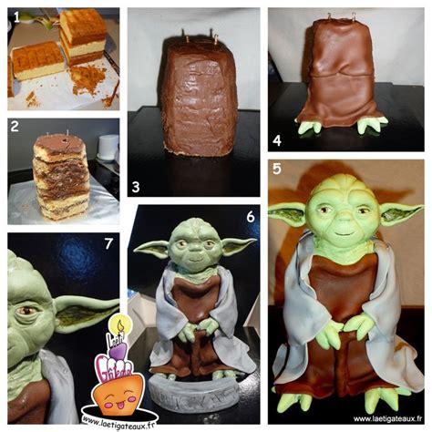 Die Besten 25 Yoda Kuchen Ideen Auf Pinterest Star Wars