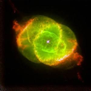 Cat's Eye Nebula - NGC 6543 | Constellation Guide
