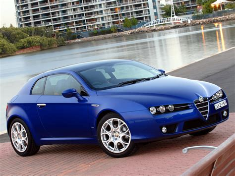 Alfa Romeo Brera : 2006 Alfa Romeo Brera Photos, Informations, Articles