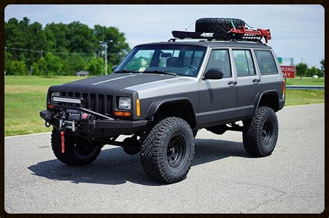 built jeep cherokee built cherokee old davis autosports