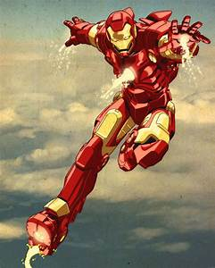 Original Iron Man Comic Art   www.pixshark.com - Images ...