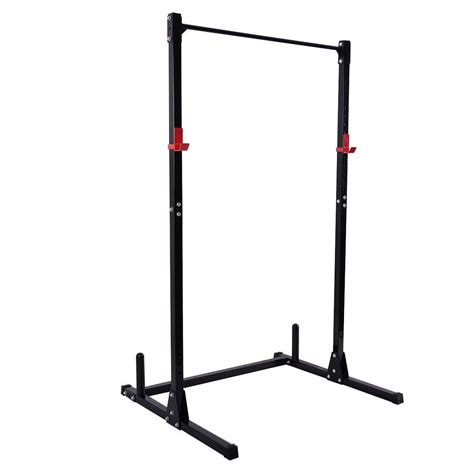 pull up rack strength power lifting rack squat bench deadlift curl pull