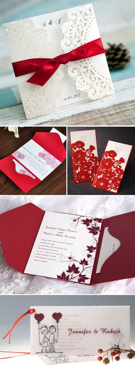 inspirational classic red  white wedding ideas red