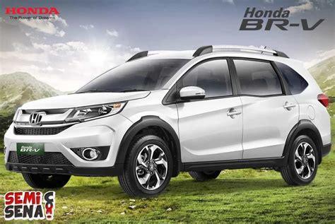 Gambar Mobil Honda Brv 2019 by Harga Honda Br V Review Spesifikasi Gambar September