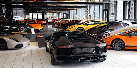 official lamborghini dealers  lambocarscom