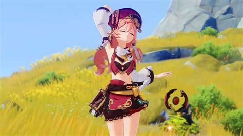 Genshin Impact Yanfei banner and abilities | PCGamesN