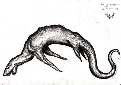 Zuiyo-maru , Sea Monster, Cryptid By Kingovrats On Deviantart