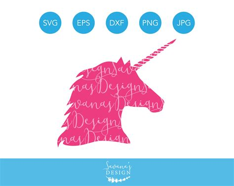 Free download unicorn head svg icons for logos, websites and mobile apps, useable in sketch or adobe illustrator. Unicorn SVG Unicorn Head SVG ~ Illustrations ~ Creative Market