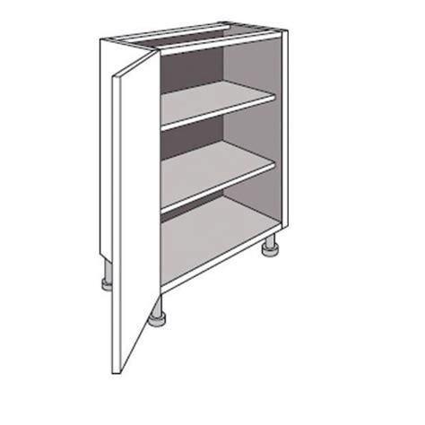 meuble cuisine faible profondeur meuble de cuisine bas faible profondeur 1 porte