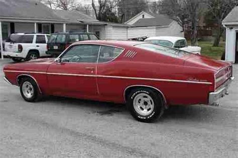 68 Ford Fairlane Fastback by 1968 Ford Fairlane Fastback 68 Ford Fairlane 500