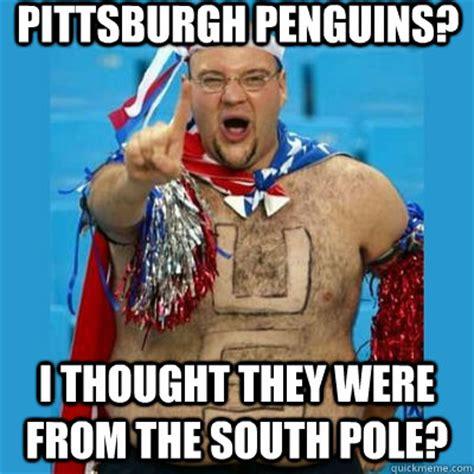 Pittsburgh Penguins Memes - funny pittsburgh penguins fans