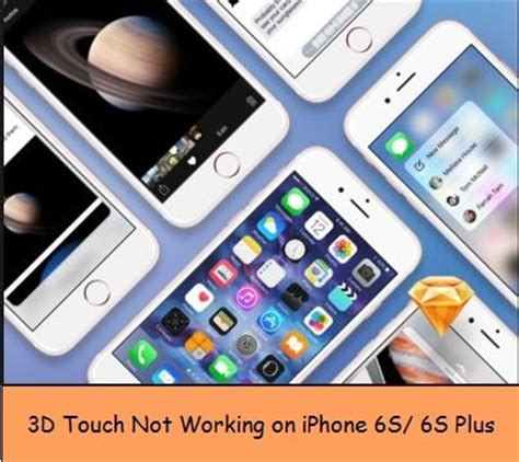 touch l not working fixed 3d touch not working on iphone x 8 plus iphone