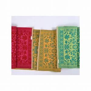 Tapis En Plastique : tapis en plastique 60x125 cm florale o k international ~ Teatrodelosmanantiales.com Idées de Décoration