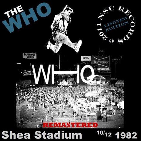 york shea stadium oct  cd    cd