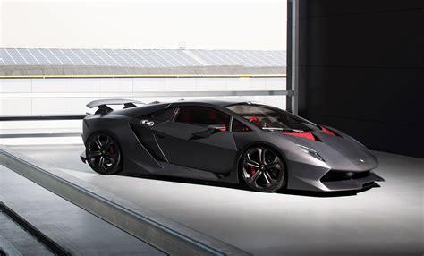 Lamborghini Sesto Elemento Hits The Track