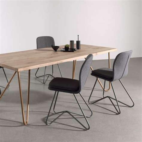 chaises de salle à manger design chaise design de salle à manger avec coque en tissu