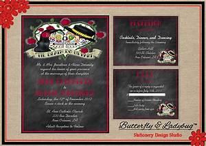 rockabilly wedding invitations template best template With rockabilly wedding invitations free