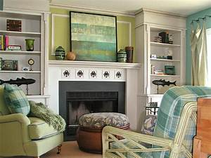 decorating ideas for fireplace mantels and walls diy With fireplace mantel decor ideas home
