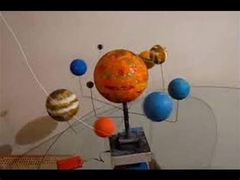 como hacer una maqueta sistema solar 5