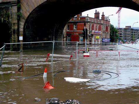 uk sheffield flood defences completed floodlist