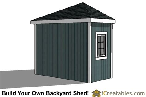 10x10 storage shed 10x10 5 sided corner shed plans