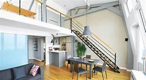 mezzanine latout gain de place With type d isolation maison 17 renovation de toiture petite reparation ou gros travaux