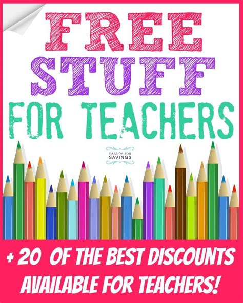 free stuff for teachers freebies for your classroom