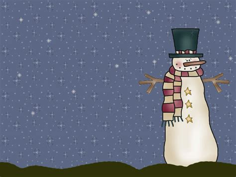 Animated Snowman Wallpaper - animated snowman w paper wallpaper 2825920