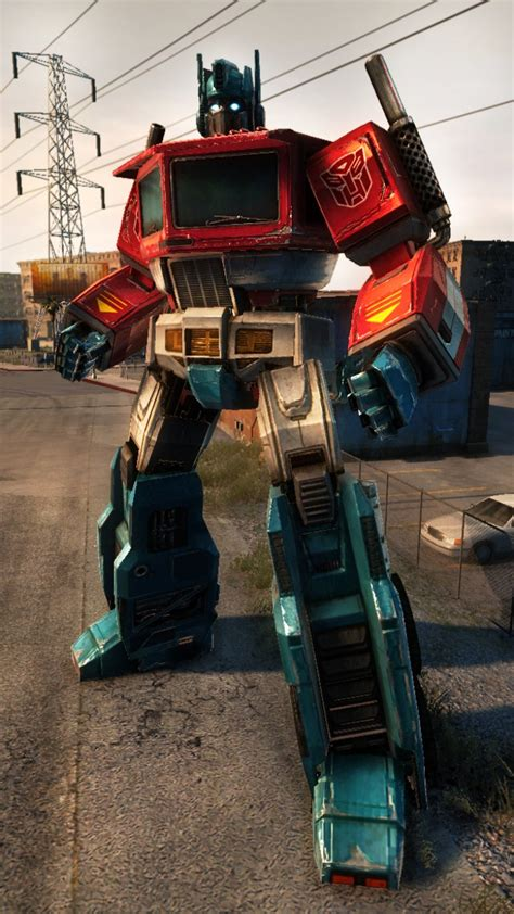 Transformers Revenge Of The Fallen Characters Giant Bomb