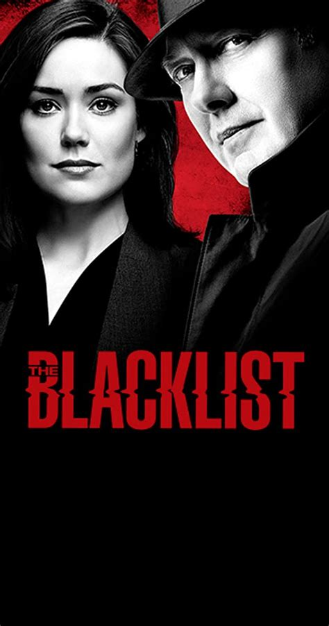 blacklist tv series
