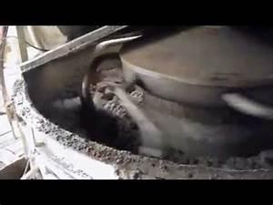 Míchání betonu v míchačce