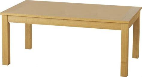 Oakleigh Long John Coffee Table  Natural Oak Veneer Buy