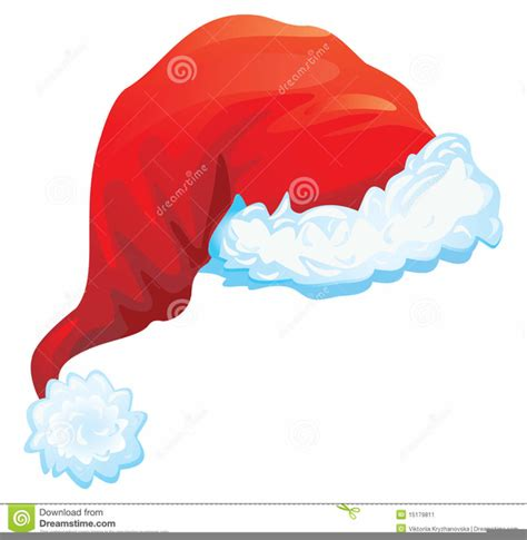 Clipart Babbo Natale Clipart Cappello Di Babbo Natale Free Images At Clker