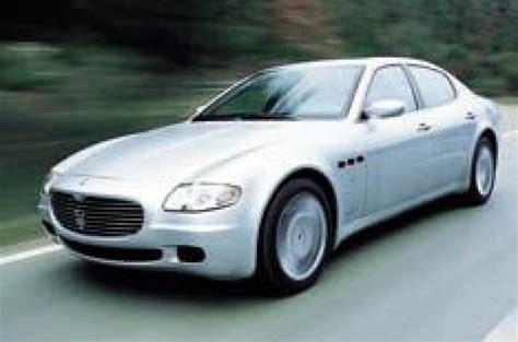 maserati v12 engine ferrari v12 power for quattroporte autocar
