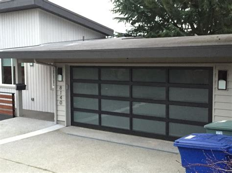 frosted glass garage door 262 best images about glass gates and garage doors on