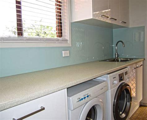 Laminex Kitchen Ideas - laundry splashback design ideas ozziesplash pty ltd