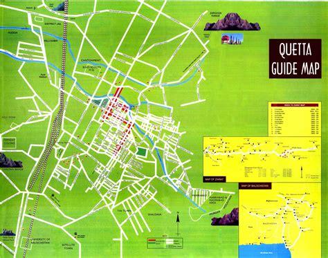 quetta city map quetta pakistan mappery