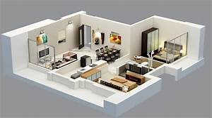 Interior Designing Tips for 2 BHK Flat Happykeys