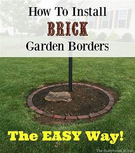 Best 20+ Brick garden edging ideas on Pinterest