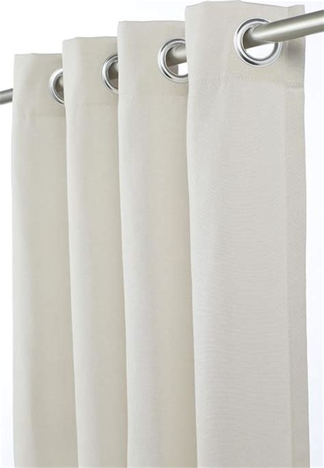 outdoor curtain panel canvas sunbrella traditional