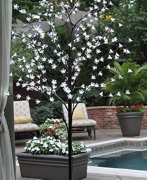 White Led Cherry Blossom Trees Wow !! Www