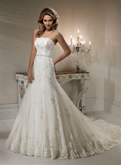 Lace Wedding Dress Dressed Up Girl