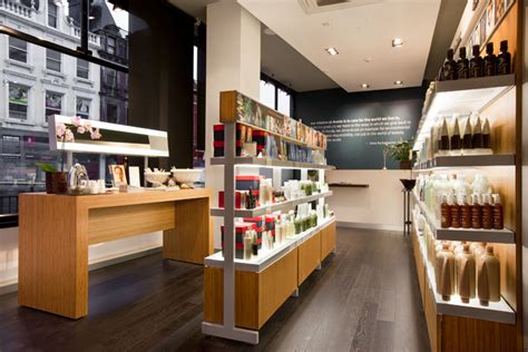 aveda lifestyle salon spa flagship  reis design leeds
