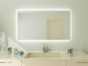 Beleuchtung Für Badspiegel : badspiegel mit led beleuchtung apollo ~ Markanthonyermac.com Haus und Dekorationen