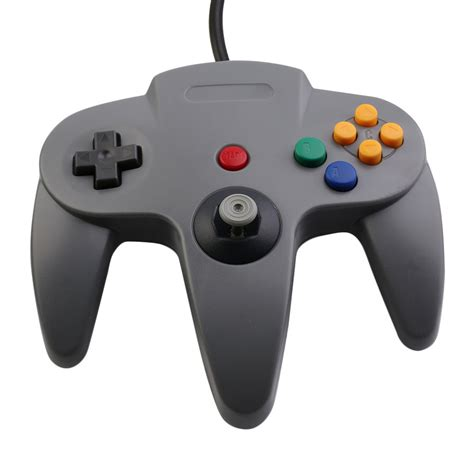 Smart Usb Wired Gaming Gamer Gamepad Computer Pc