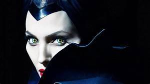 Angelina Jolie's Maleficent Look Makeup Tutorial | FS ...